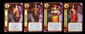 Charakterkarten