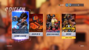 Overwatch-Spielmodi