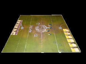 Guild Ball Zweite Runde