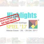 Indie-Perlen SPIEL'17