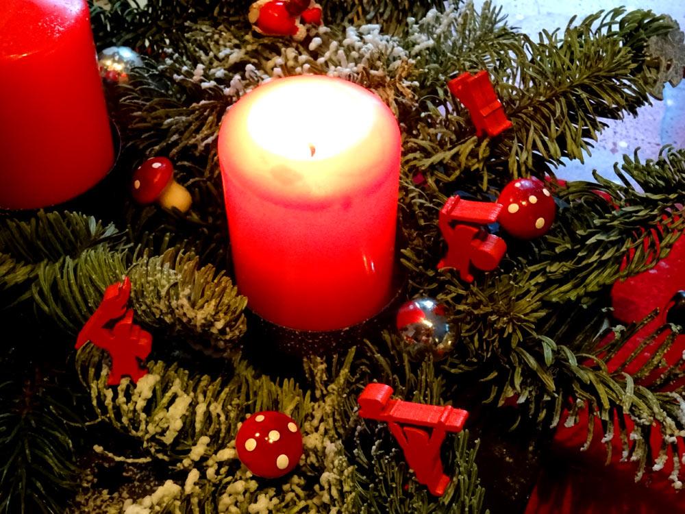 Weihnachten und Brettspiele - Brett und Pad