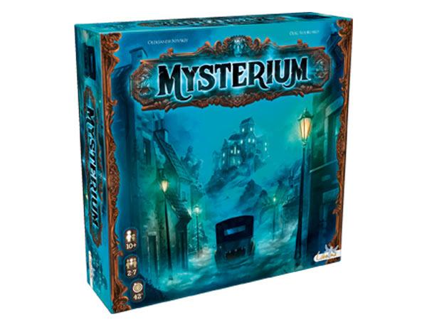 Mysterium Brettspiel