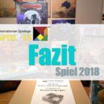 SPIEL 18 - Fazit