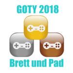 GOTY 2018