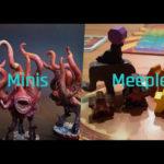 Mini oder Meeple