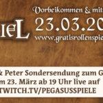 Pegasus-Livestream