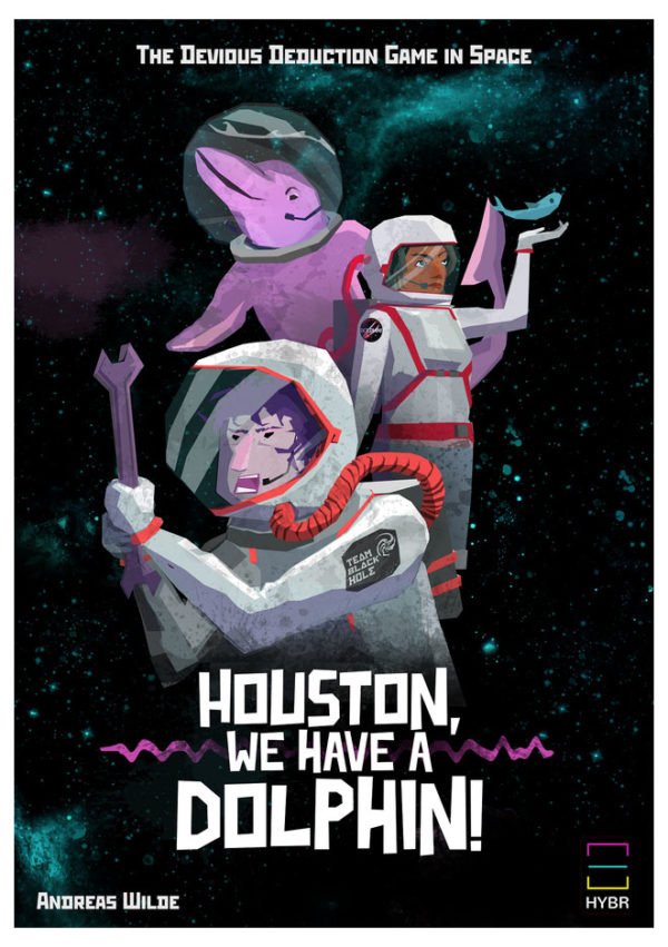 Houston, we have a Dolphin!