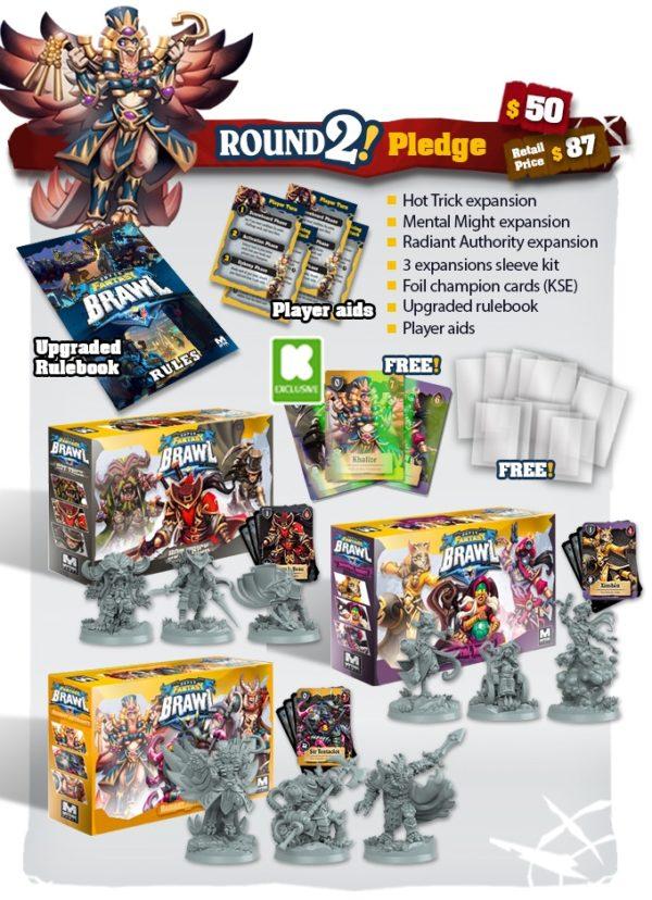 Super Fantasy Brawl: Round 2