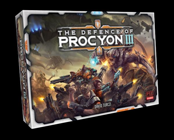 Die Verteidigung von Procyon III