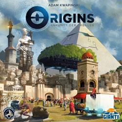 Origins - Ankunft der Erbauer