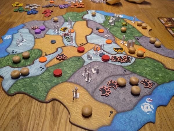 Spirit Island: Zerklüftete Erde