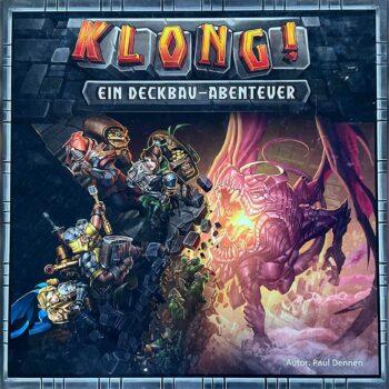 Klong!Cover
