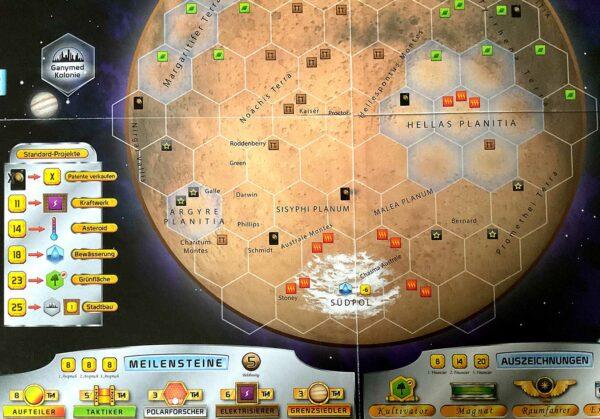 Terrofroming Mars Hellas