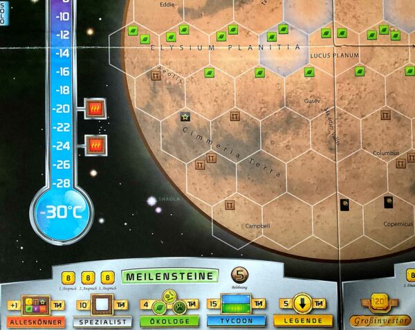 Terrofroming Mars Elysium