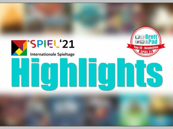 SPIEL '21 – Highlights